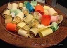 BeBop Milan Bowl of Color Marked