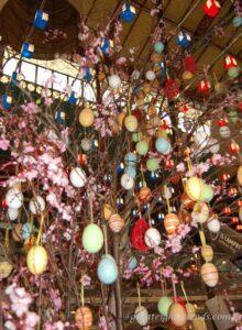 Il Mercato Centrale Easter Dec
