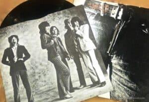 Ageless Wonders RS Sticky Fingers Album sleeve