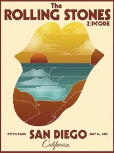 Ageless Wonders RS ZipCode Tour Poster