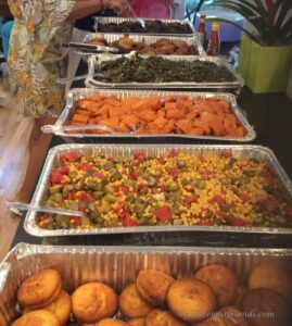 80th-bday-food