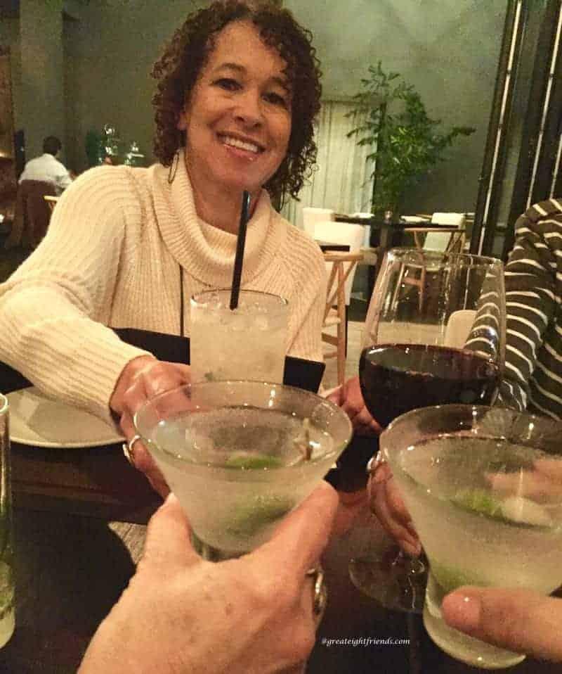 Twenty Eight-toasting Deb