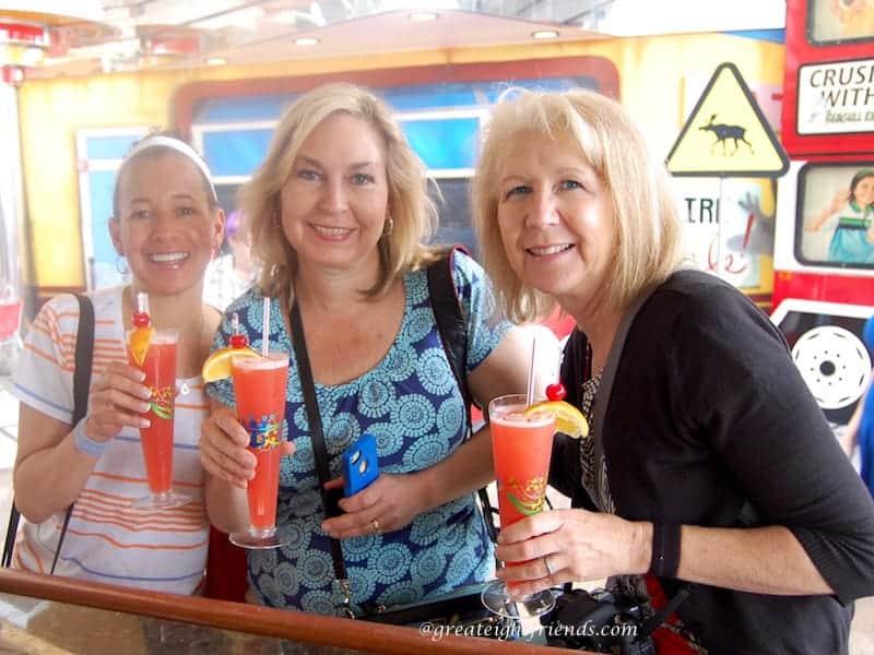 Scrapbooking Cruise