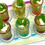 Gr8 goes Green gazpacho