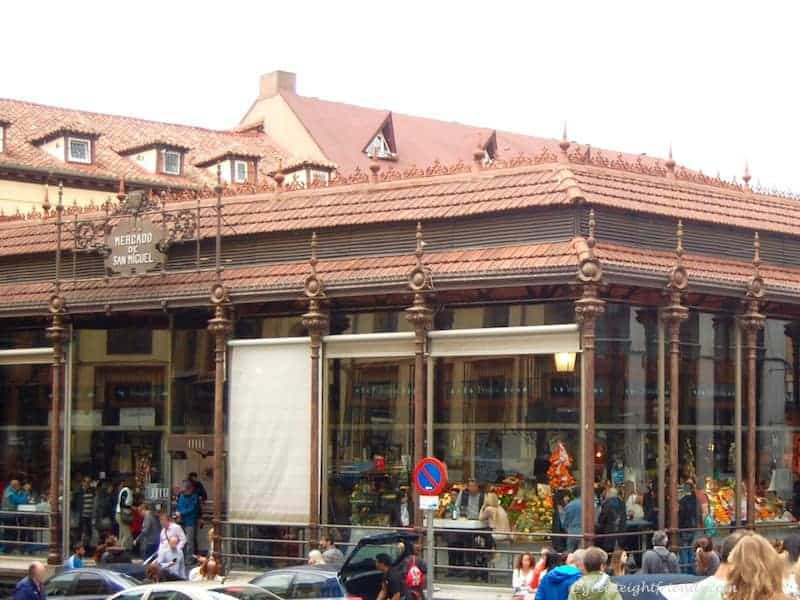 Mercado de San Miguel Building