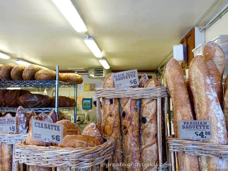 Edison bread