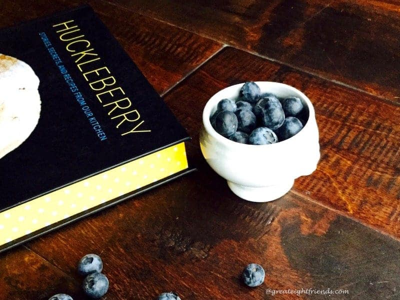 Blueberry Brioche Cookbook