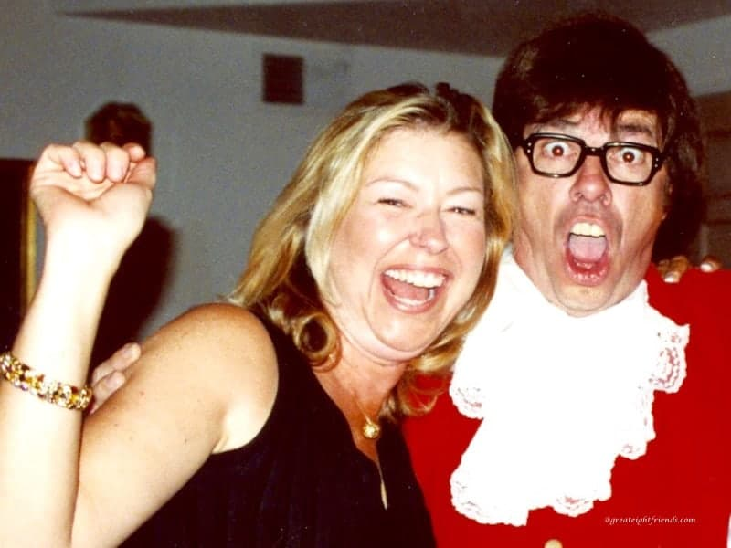 Gr8 Birthday Party Austin Powers