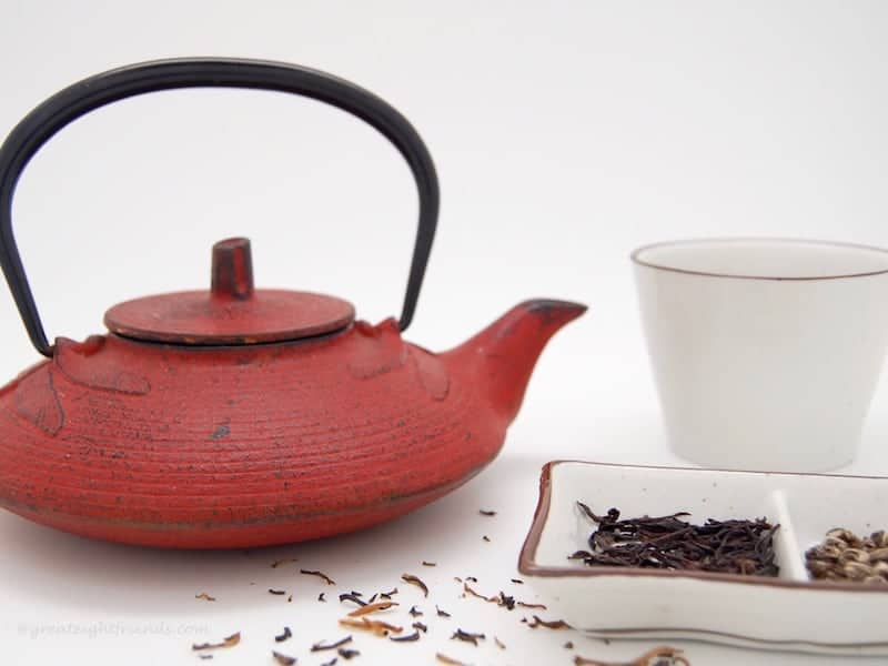 A Cup of Tea Teapot