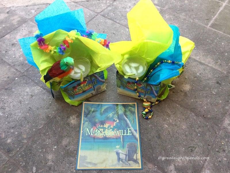 Margaritaville invitation