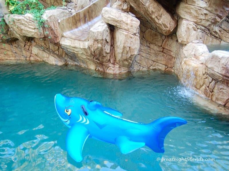 Margaritaville shark