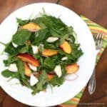 Marinated Nectarine Salad SQ OH 4