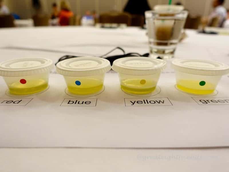 Olive Oil Tasting 2