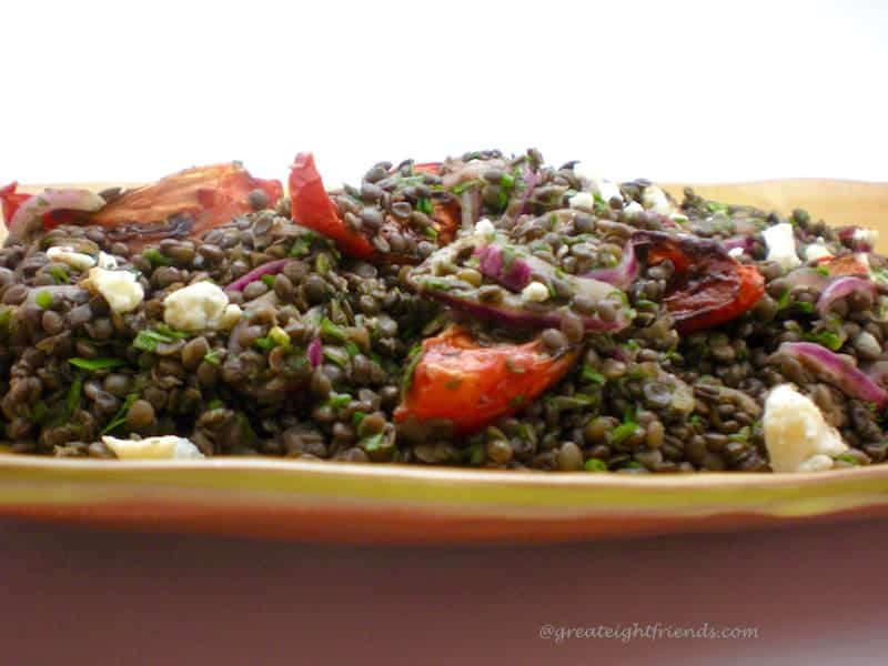 Better with Butter Lentils 1
