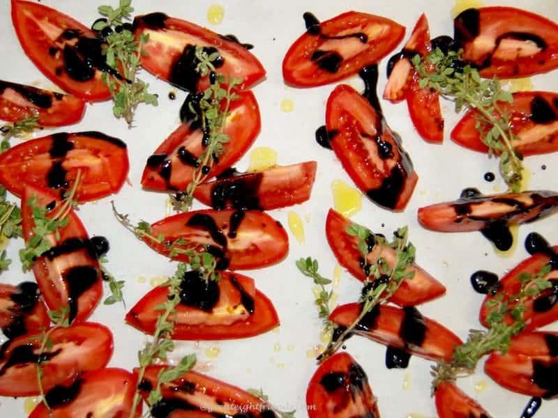 Lentils Tomatoes