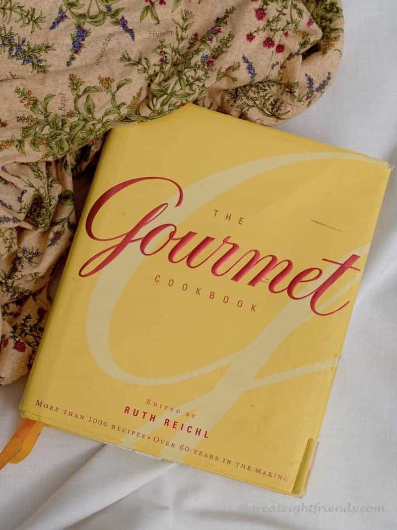 Gourmet Cookbook.