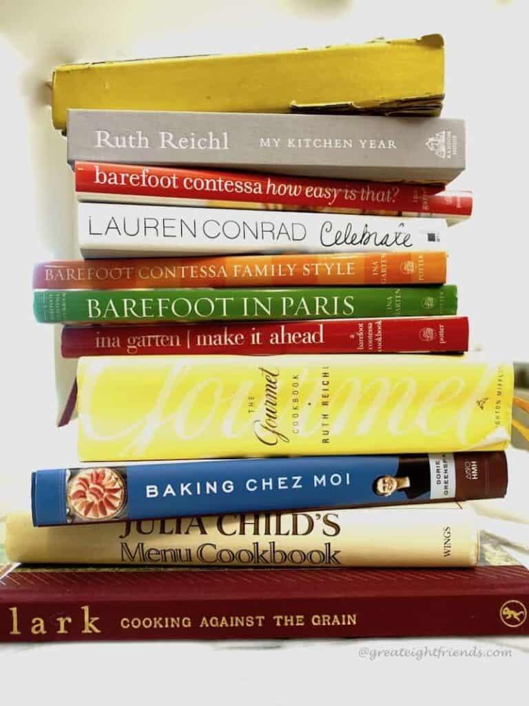 Cookbook Cravings Stack