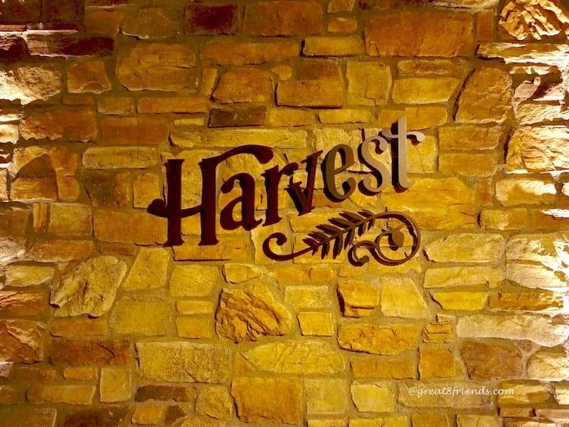 A Gr8 Celebration Harvest Restaurant