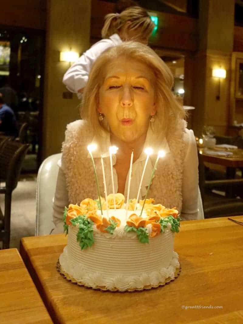 Celebrating Kyle's Birthday