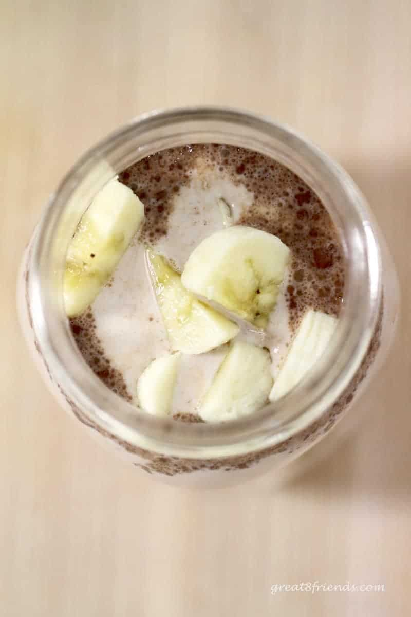 Breakfast Overnight Oats are the perfect grab and go morning meal.