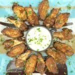 These Peppery Chicken Wings are not the game day wings you might be used to. The spicy marinade gives these wings extra flavor.