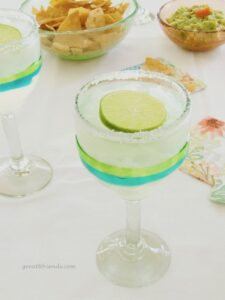 Three ingredients, that's all you need to make a fresh, delicious basic Margarita. This One Two Three Margarita is as easy as 1-2-3!