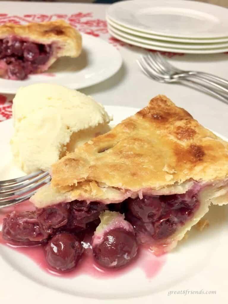 All American Cherry Pie