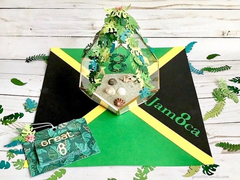We spent an evening with all the flavors and fun of Jamaica. Come along with us and find out how to have your own tropical party!