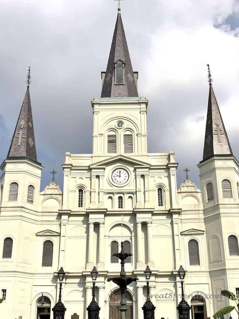 We loved our visit to New Orleans learning all about it's history, delicious food, jazz music, beautiful architecture and fun!